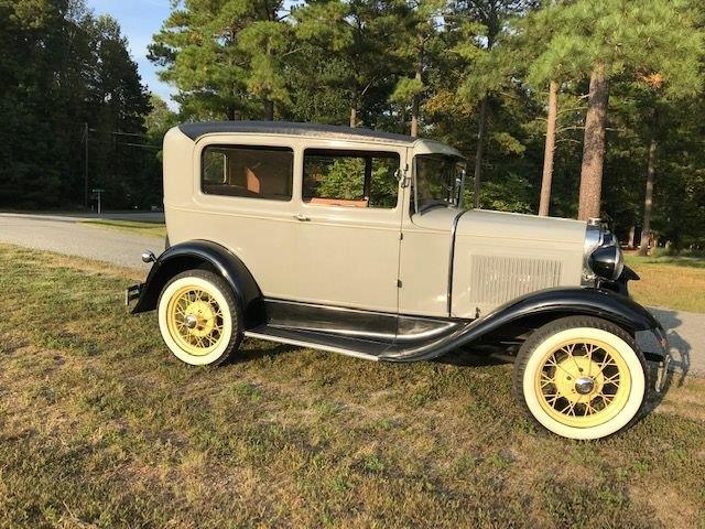 Picture of '30 Model A - R30V