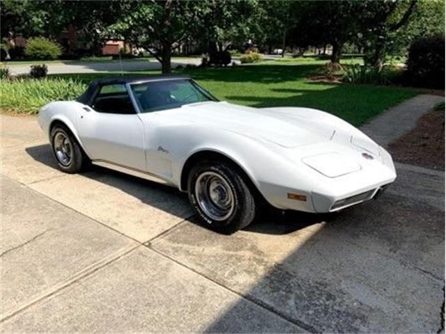 Picture of '74 Corvette - R314