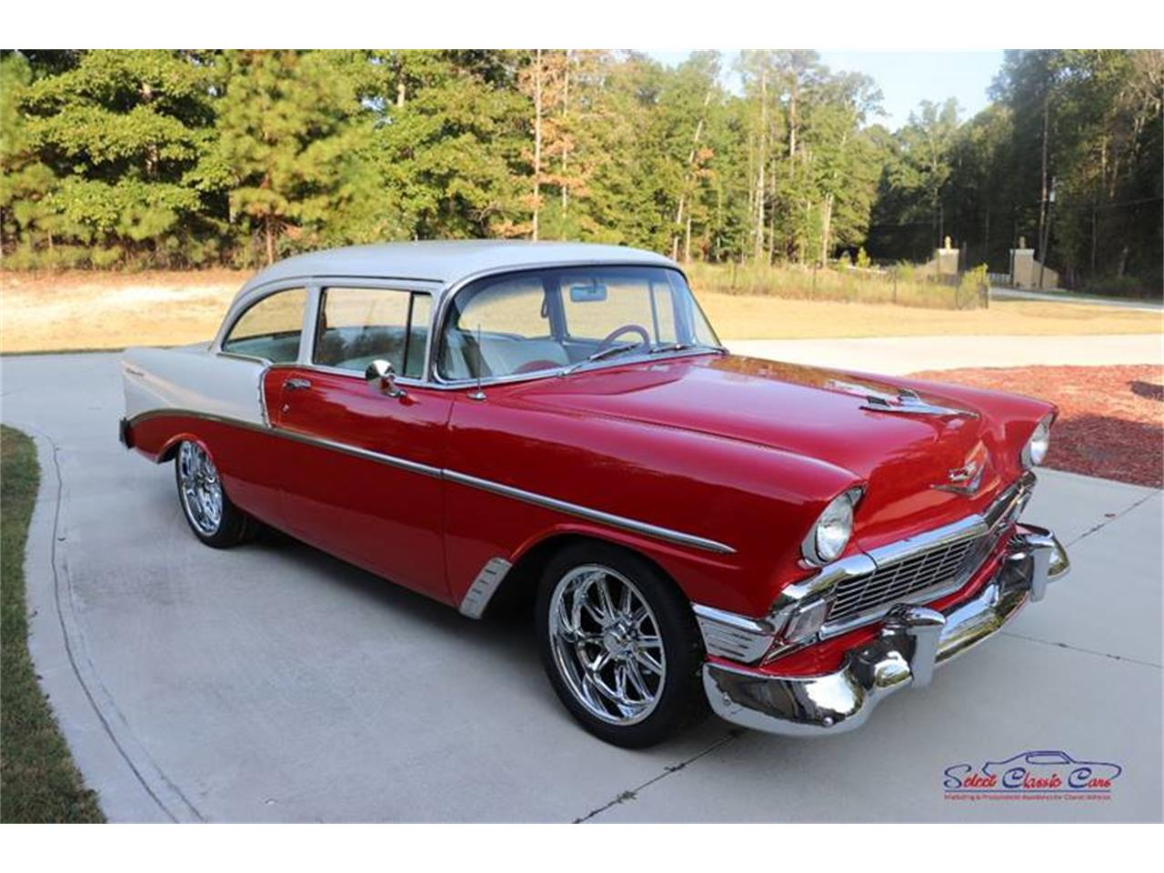 Large Picture of '56 Bel Air - R318