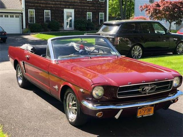 Picture of '65 Mustang - R0I5