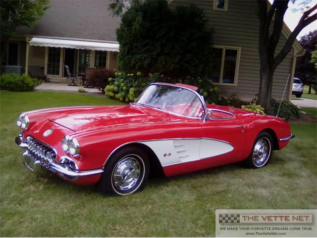 Picture of '59 Corvette - R31W