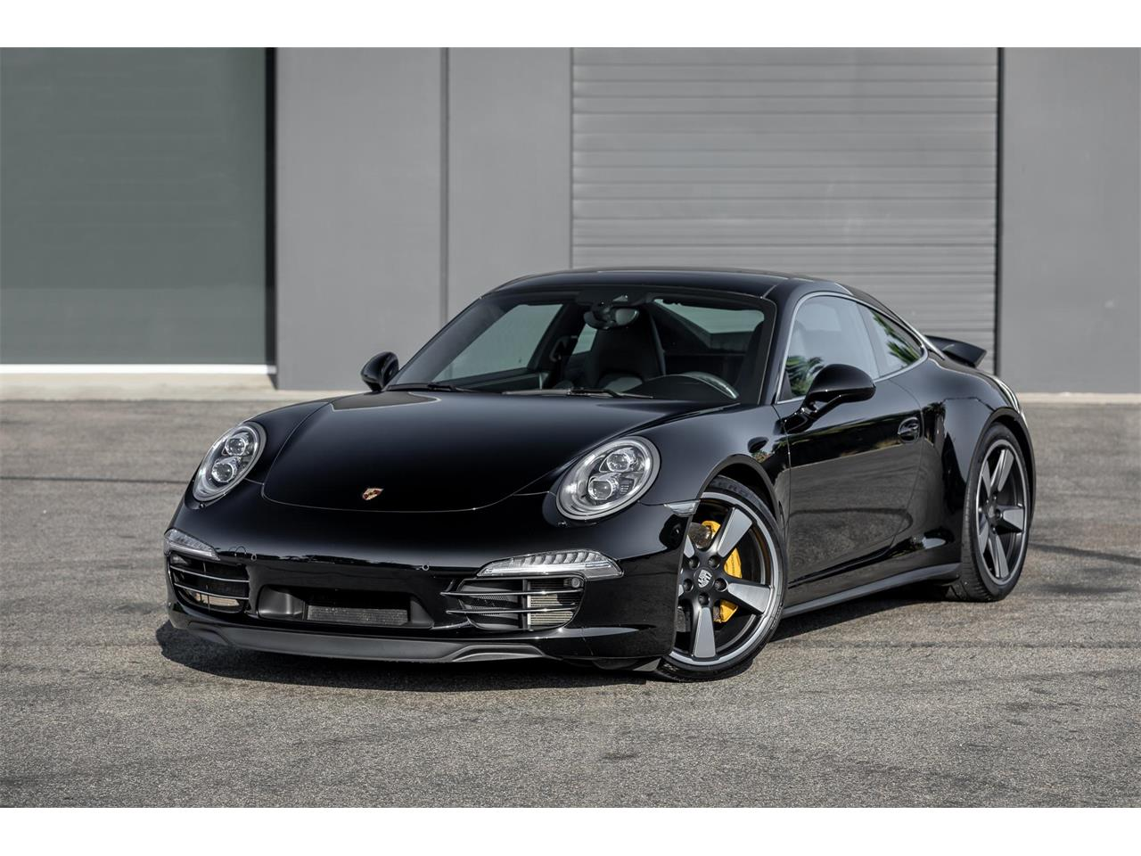 Large Picture of 2014 Porsche 911 located in Costa Mesa California Offered by Bring A Trailer - R321