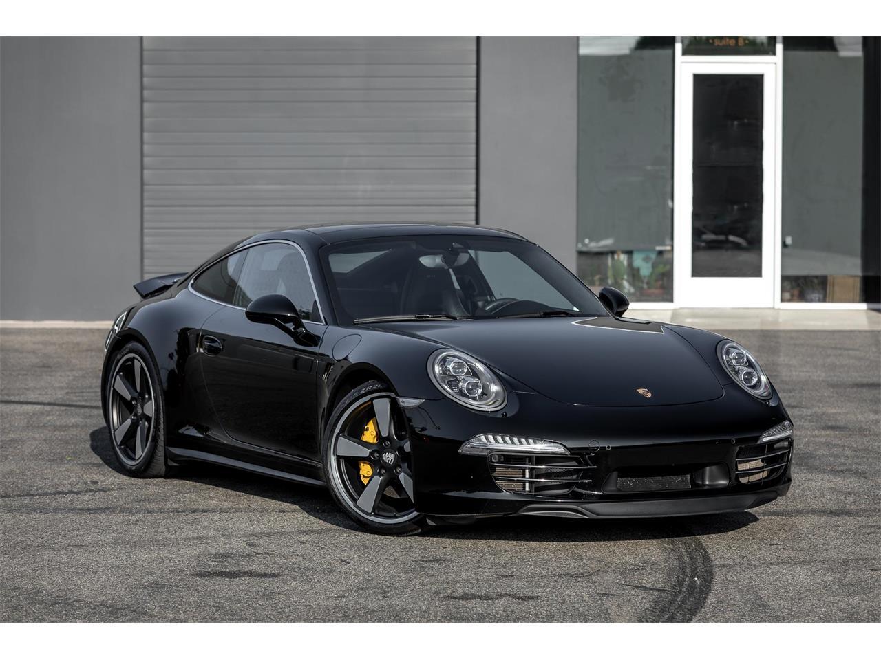 Large Picture of 2014 Porsche 911 - R321