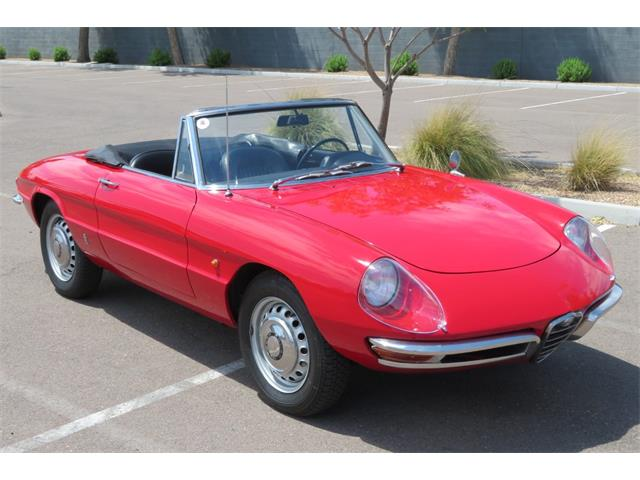 Picture of '67 Spider Duetto - R327