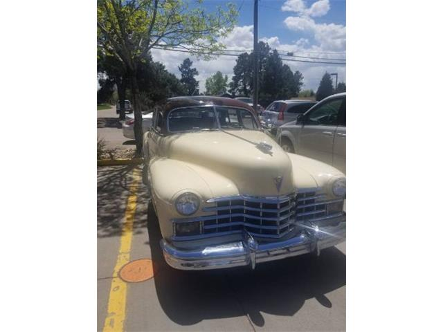 Picture of Classic 1947 Cadillac Fleetwood - R32N