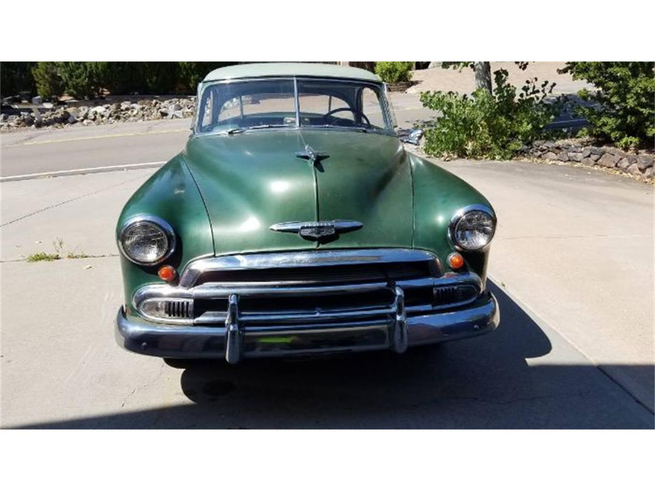 Large Picture of '51 Chevrolet Bel Air located in Cadillac Michigan - $16,295.00 Offered by Classic Car Deals - R32Z