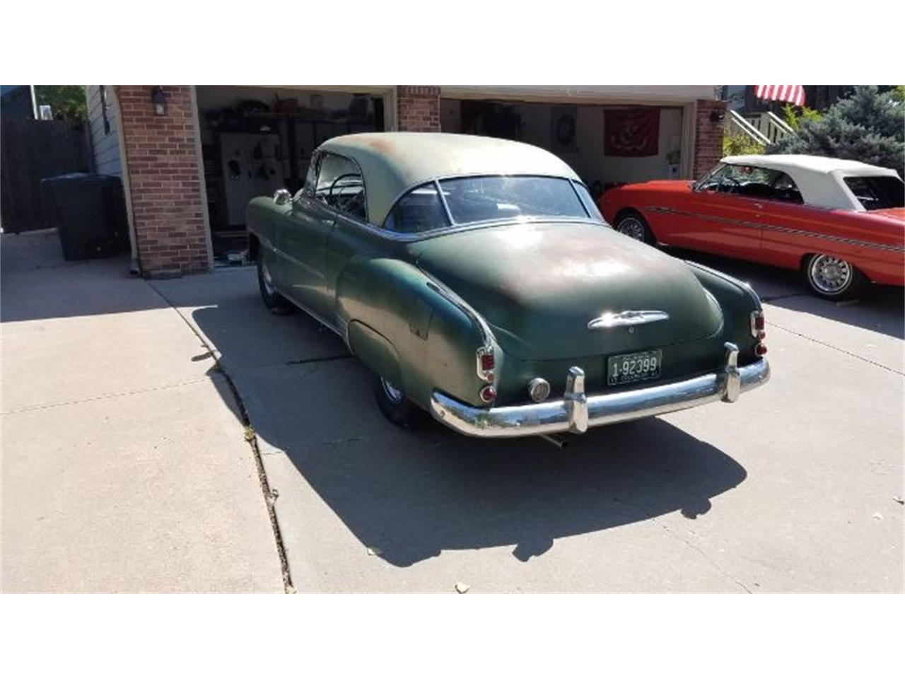 Large Picture of Classic '51 Bel Air located in Michigan - $16,295.00 - R32Z