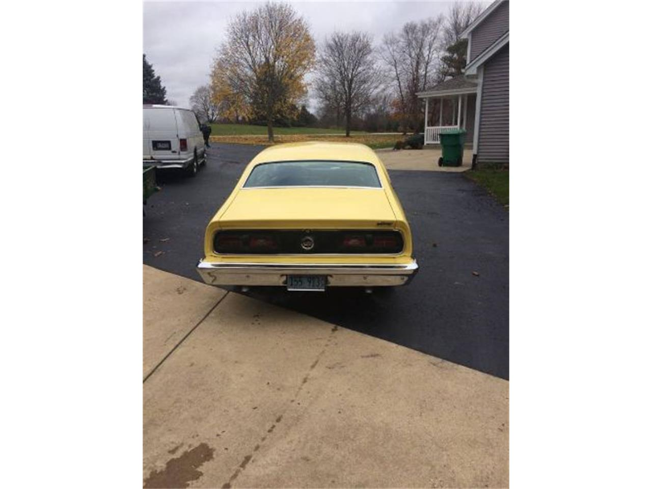 Large Picture of '75 Comet - R0IE