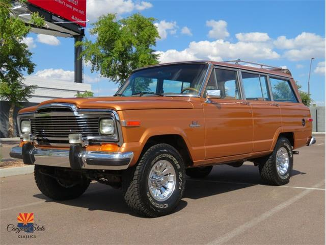 Picture of '84 Grand Wagoneer - R341