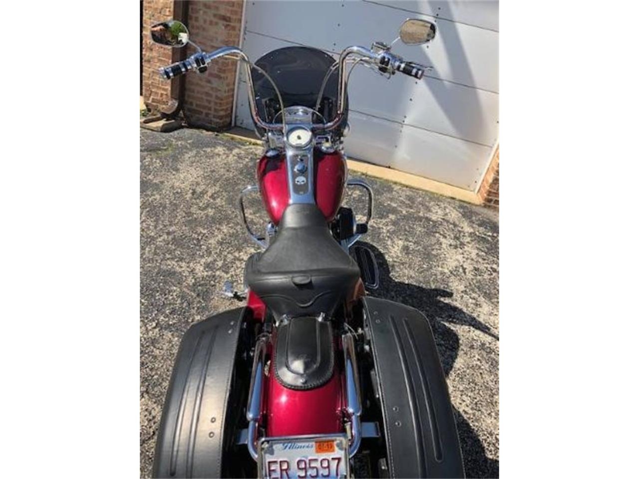 Large Picture of 2004 Harley-Davidson Road King located in Michigan - $8,795.00 Offered by Classic Car Deals - R0IG