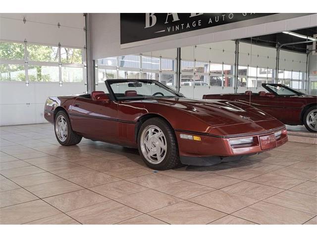 Picture of '88 Corvette - R34P
