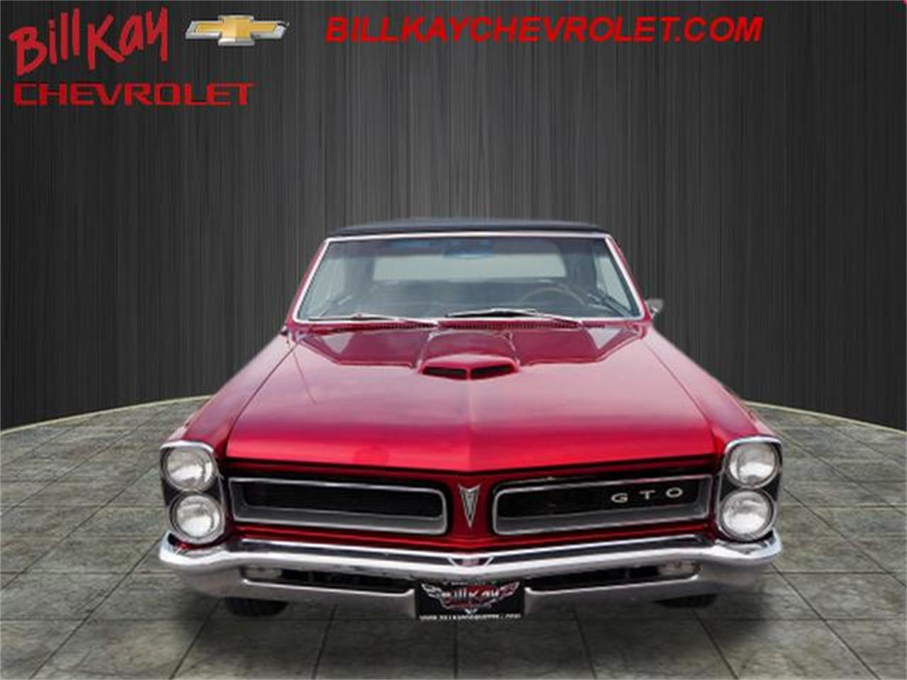Large Picture of '65 GTO - R350