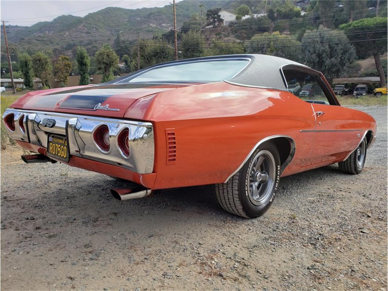 Large Picture of '72 Chevelle - R35K