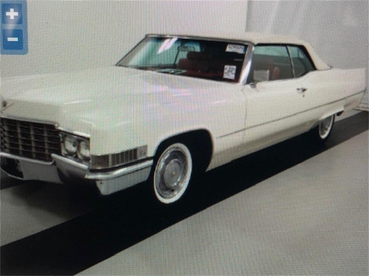 Large Picture of '69 Coupe DeVille located in Pennsylvania Auction Vehicle - R35U