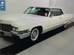 Picture of Classic 1969 Coupe DeVille located in Carlisle Pennsylvania Auction Vehicle Offered by Carlisle Auctions - 341 deactivated - R35U