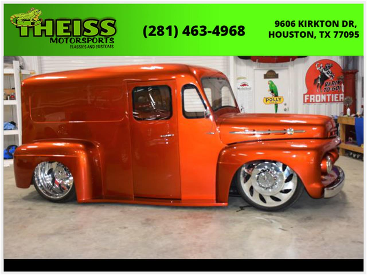Large Picture of '52 Truck - R379