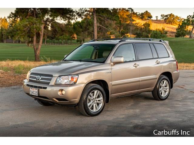 Picture of '06 Highlander - R37A
