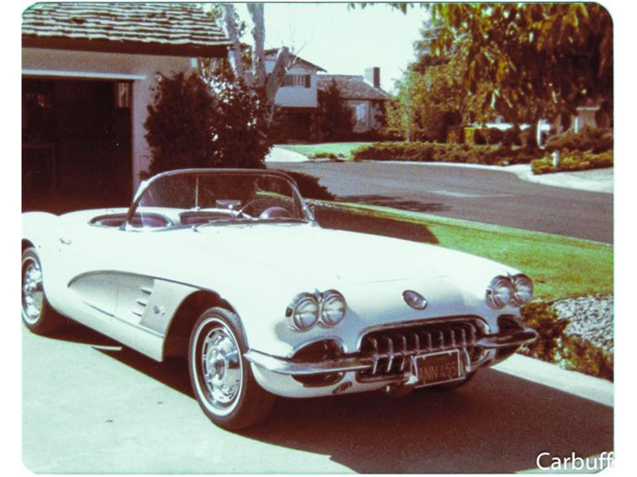Large Picture of '59 Corvette - R37B