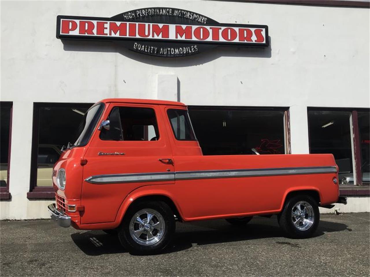 Large Picture of 1965 Econoline - $12,995.00 - R37C