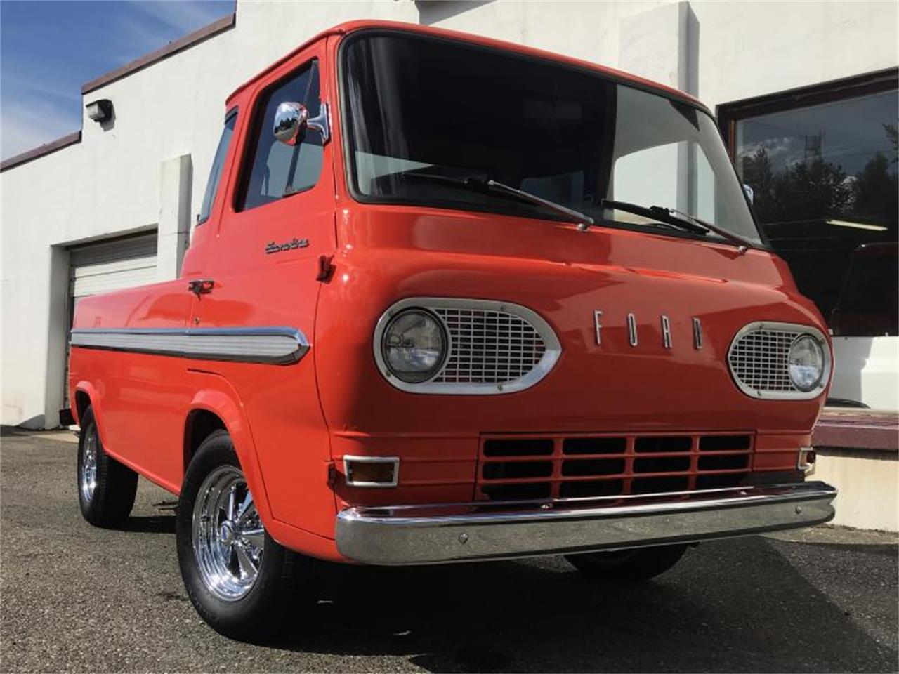 Large Picture of Classic 1965 Econoline Offered by Premium Motors - R37C
