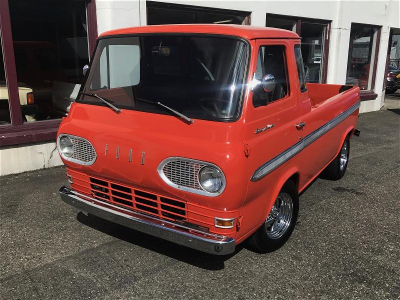 Large Picture of Classic 1965 Econoline - $12,995.00 - R37C