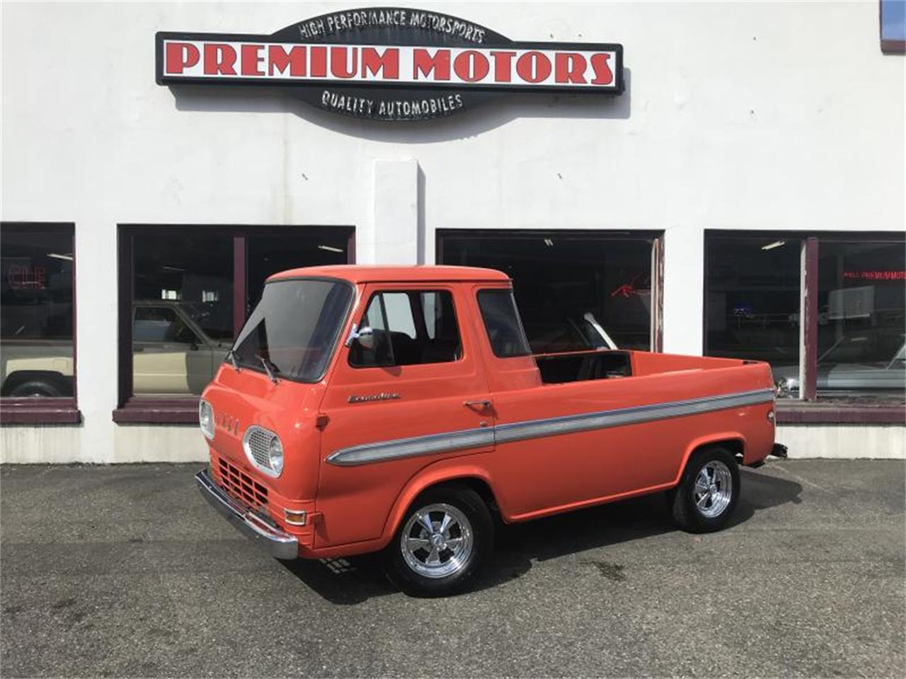 Large Picture of 1965 Ford Econoline - R37C