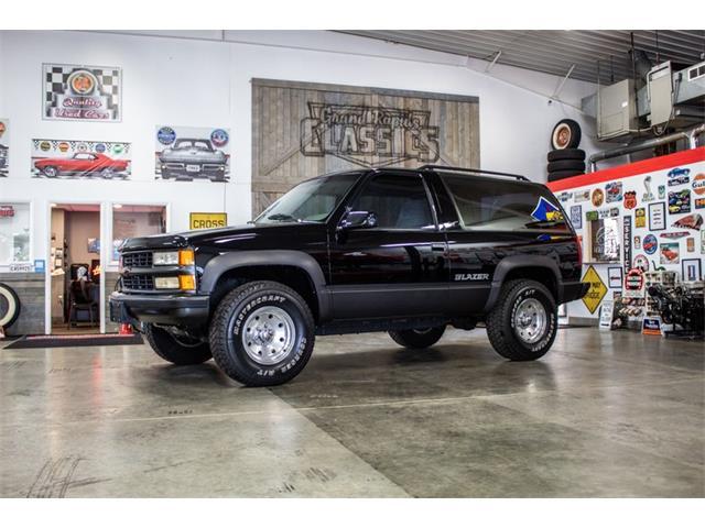 Picture of '94 Blazer - R37E