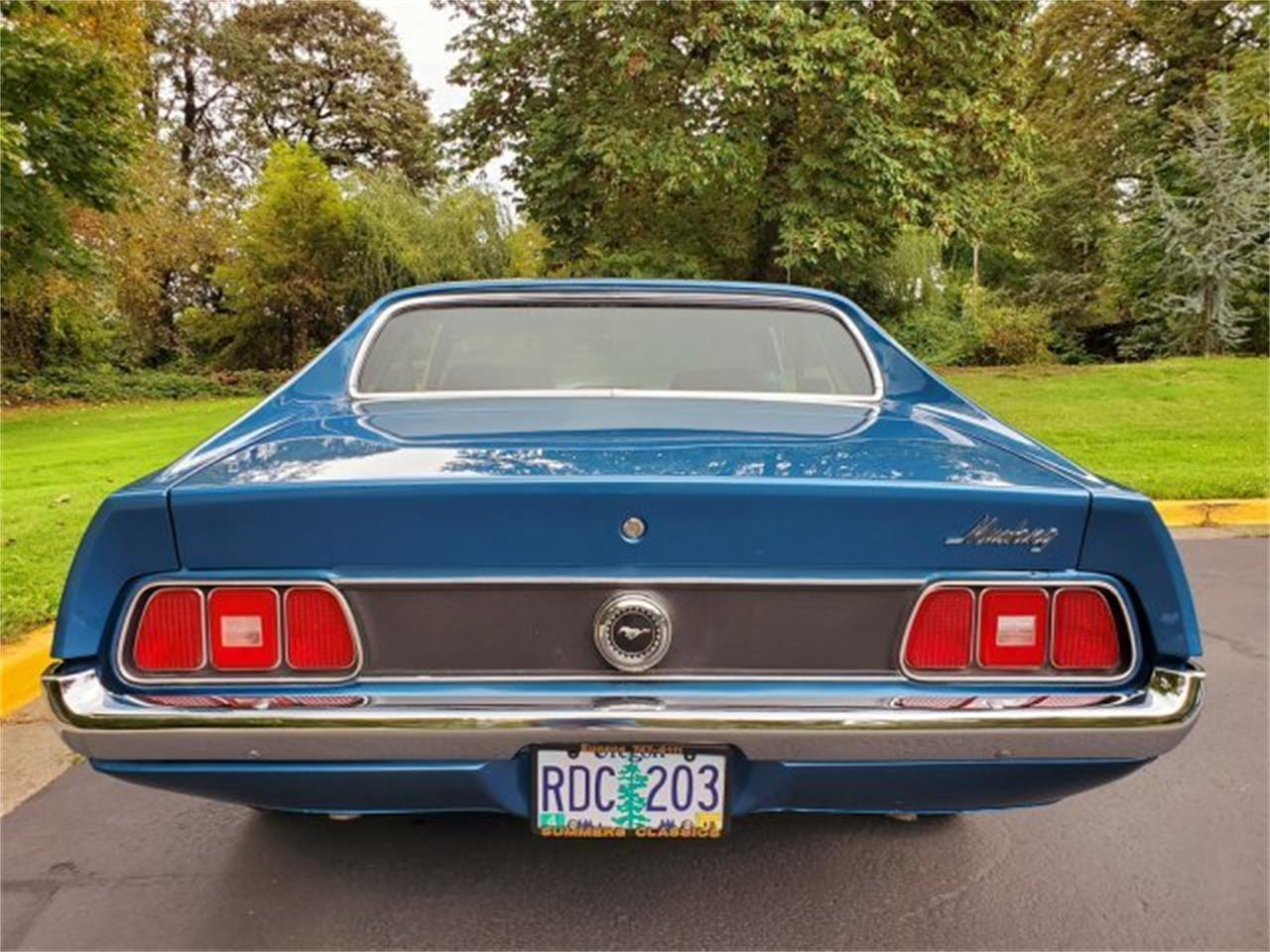 Large Picture of '72 Mustang - R37I