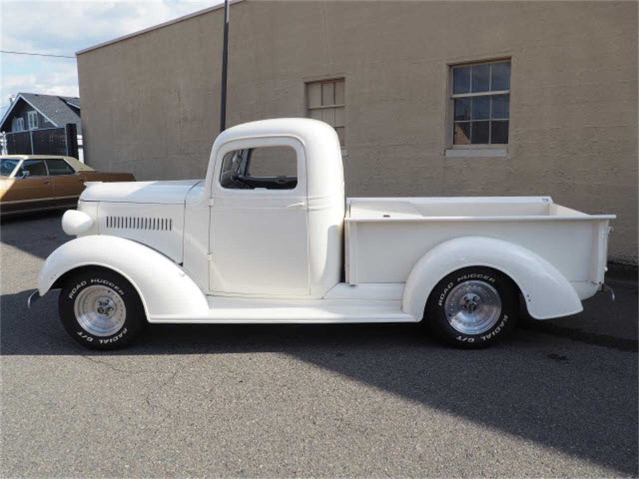 Large Picture of 1937 Truck located in Tacoma Washington Auction Vehicle Offered by Sabeti Motors - R37K