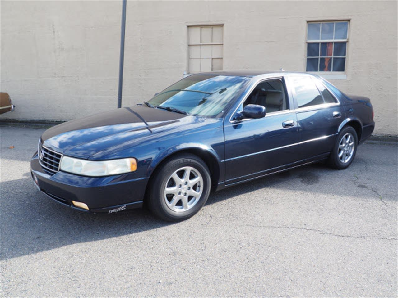 Large Picture of '03 Seville - R37L