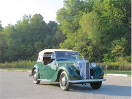Picture of Classic 1950 MG Series YT located in Indiana Auction Vehicle Offered by Earlywine Auctions - R37M