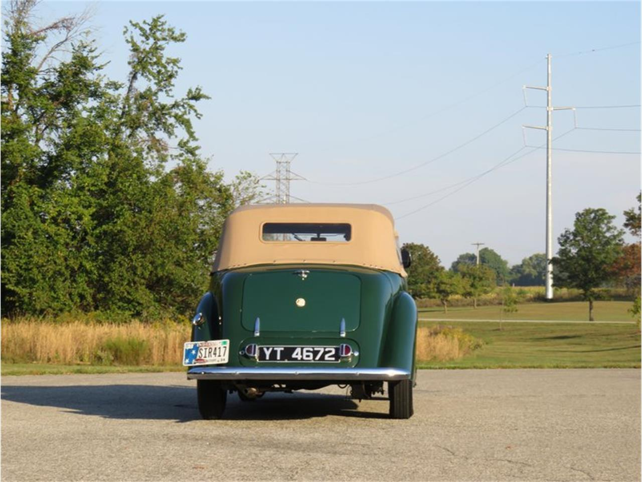 Large Picture of 1950 Series YT located in Kokomo Indiana Auction Vehicle - R37M