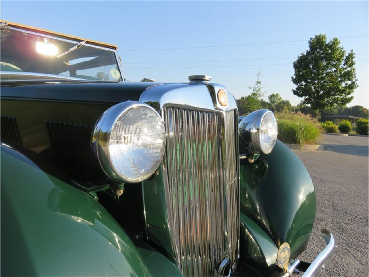 Large Picture of 1950 MG Series YT Offered by Earlywine Auctions - R37M