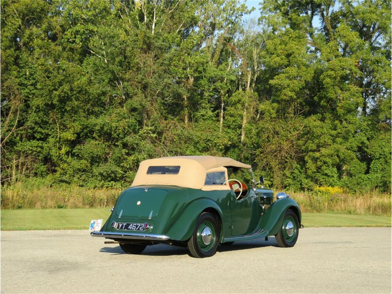 Large Picture of 1950 Series YT located in Indiana Auction Vehicle Offered by Earlywine Auctions - R37M