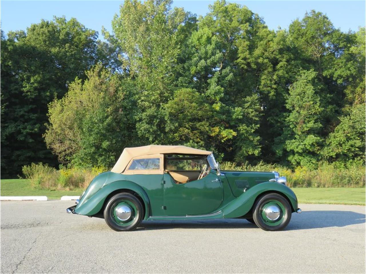 Large Picture of Classic '50 MG Series YT Auction Vehicle Offered by Earlywine Auctions - R37M