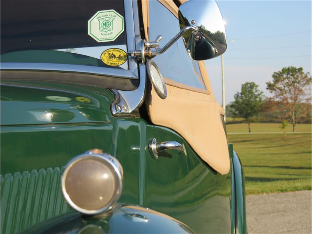 Large Picture of '50 MG Series YT located in Indiana Offered by Earlywine Auctions - R37M