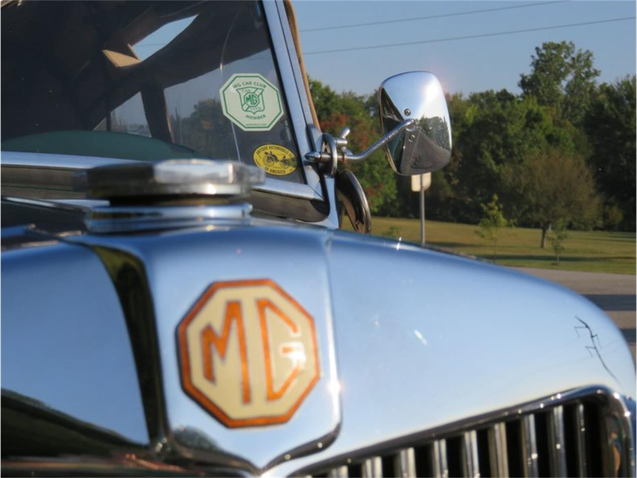 Large Picture of Classic 1950 MG Series YT located in Kokomo Indiana Offered by Earlywine Auctions - R37M