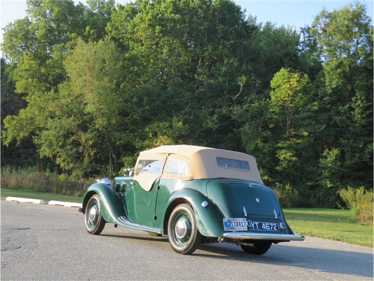 Large Picture of Classic 1950 Series YT located in Kokomo Indiana Auction Vehicle - R37M