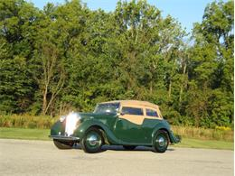 Picture of 1950 MG Series YT located in Indiana Auction Vehicle Offered by Earlywine Auctions - R37M