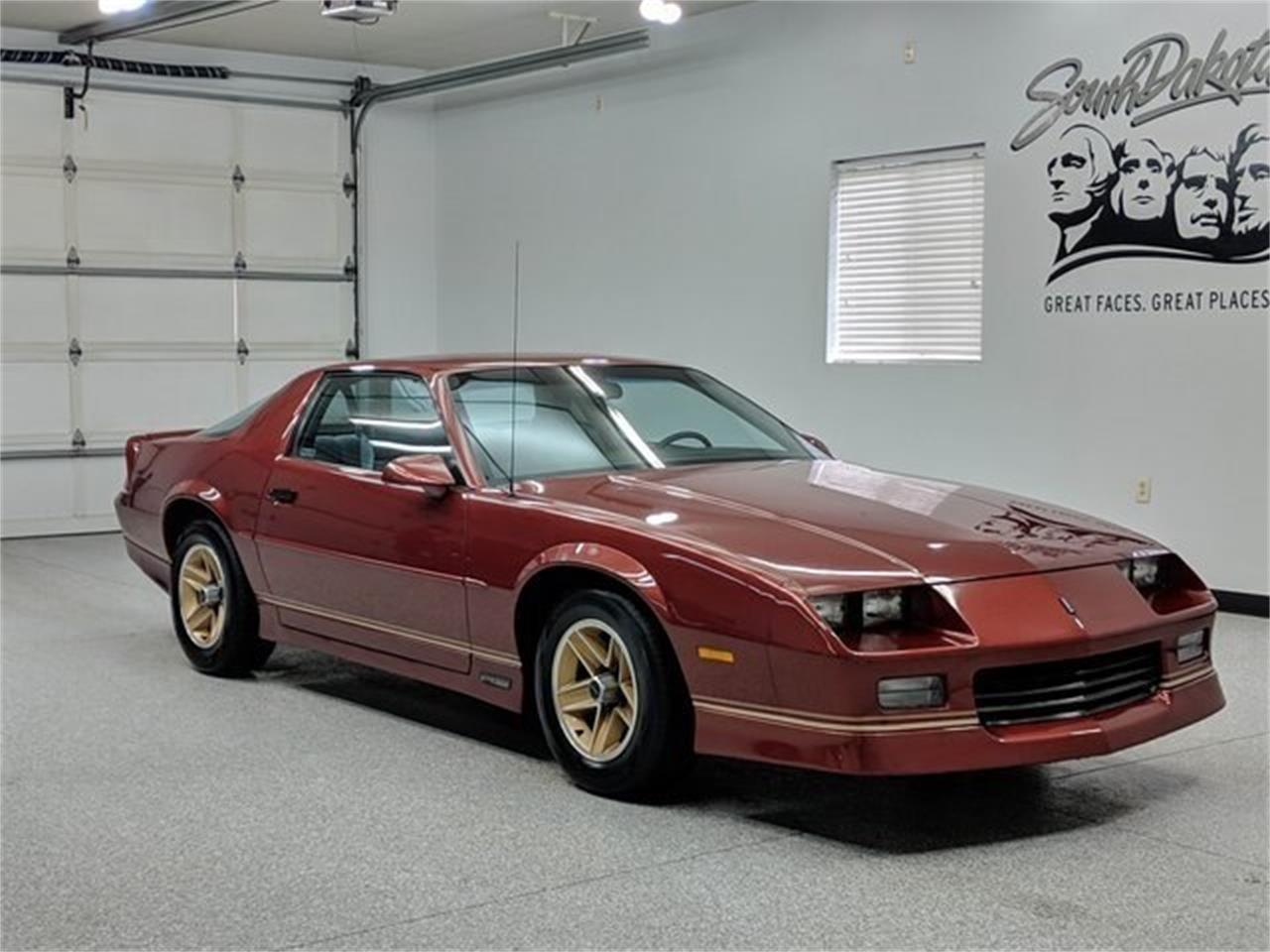 Large Picture of '89 Camaro - R37O