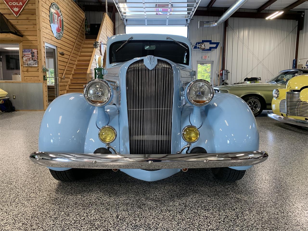 Large Picture of '36 Sedan - R380