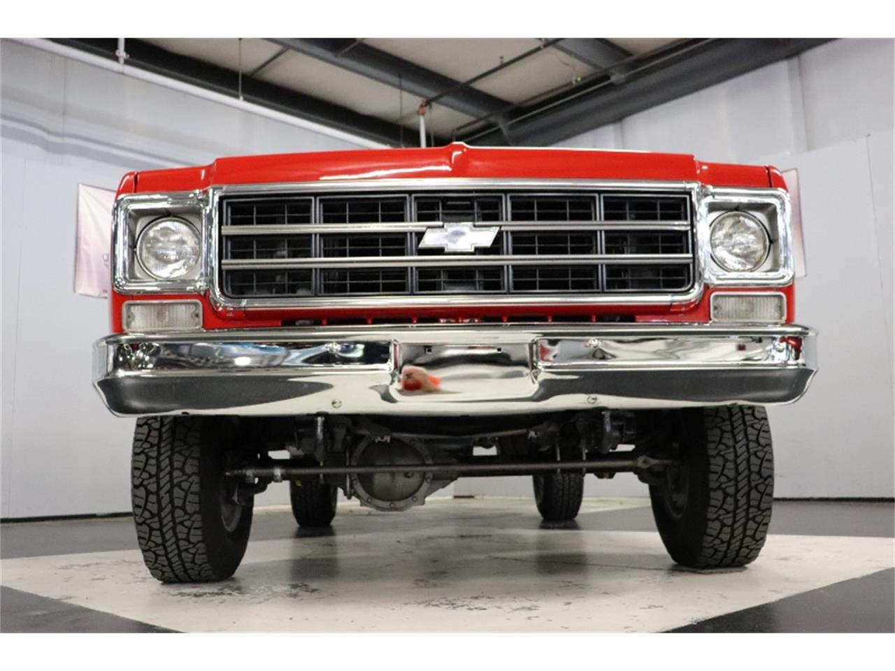Large Picture of '78 Scottsdale - R38Z