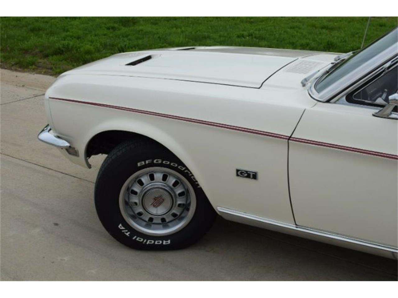 Large Picture of '68 Mustang - R0IX