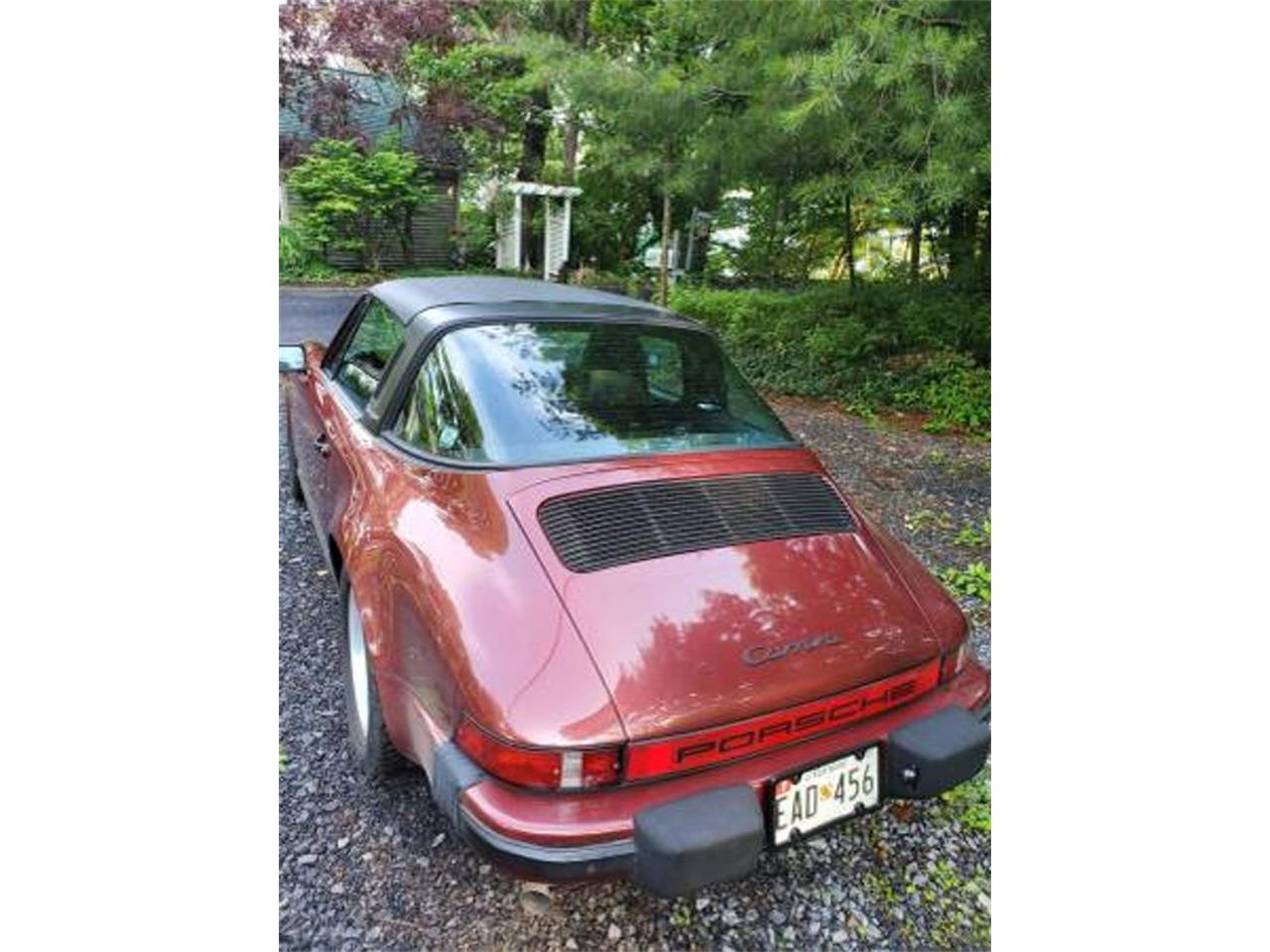 Large Picture of '85 911 Carrera - R39P
