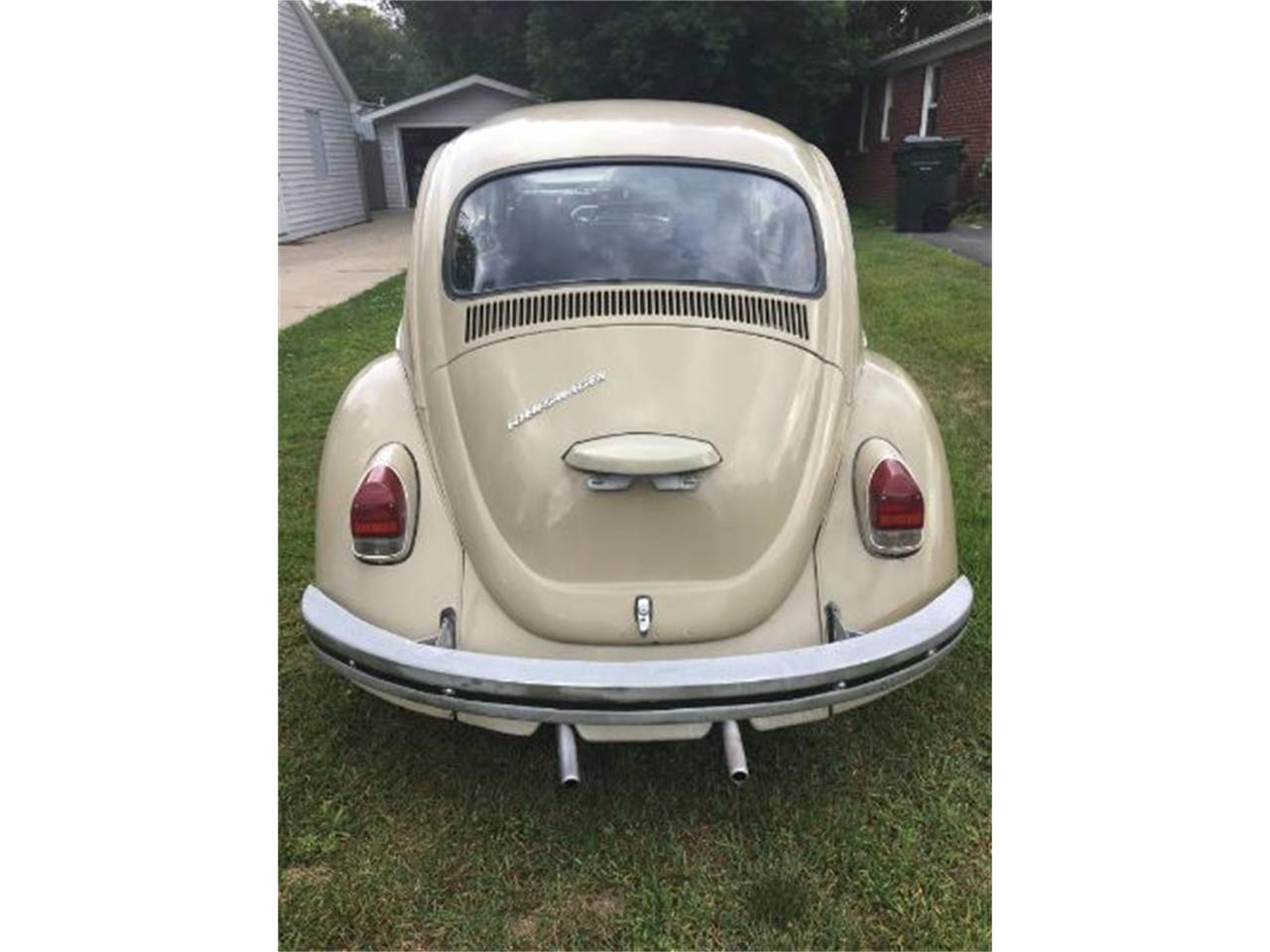 Large Picture of '69 Beetle - R0J5