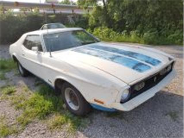 Picture of 1972 Mustang located in Cadillac Michigan - $5,995.00 - R0J9