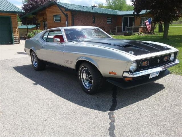 Picture of '71 Mustang - R095