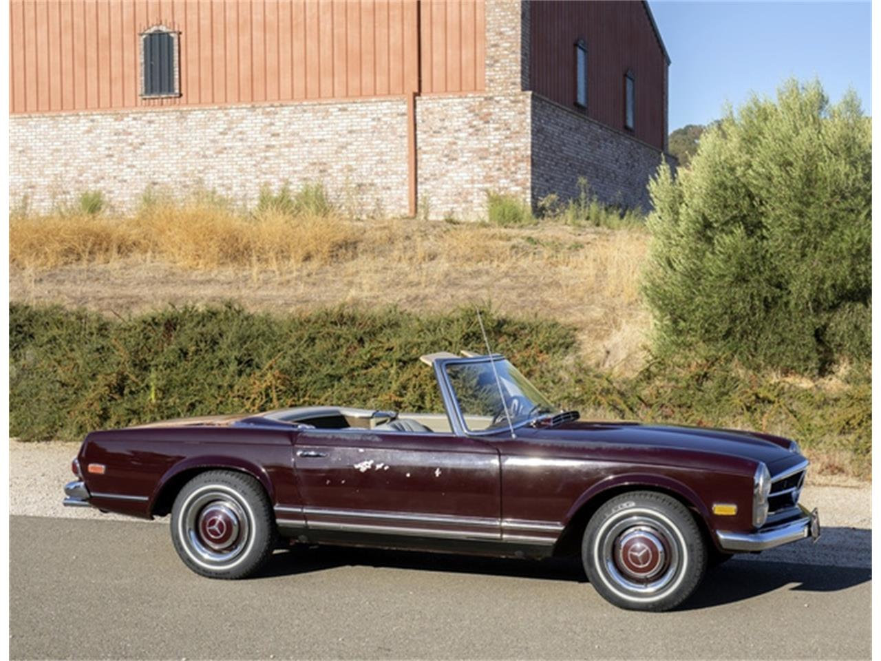 Large Picture of '68 250SL - R3E0