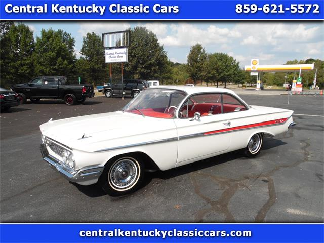 Picture of Classic '61 Chevrolet Impala SS located in Paris  Kentucky - $39,999.00 - R3E7