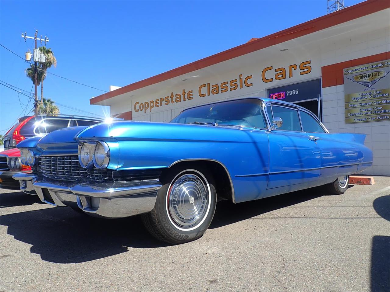 Large Picture of '60 Coupe DeVille - R3EO